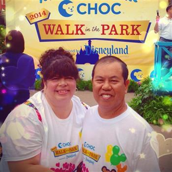 Participants - CHOC Walk 2019